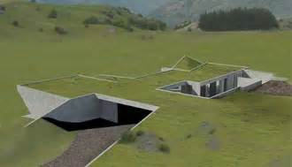 Underground Home Design Images Invisible Set Of Green Homes To Be Underground