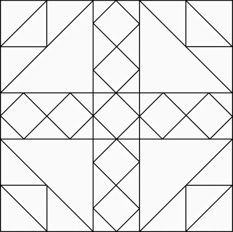 free printable quilt coloring pages free coloring pages of quilt blocks