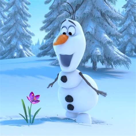 olaf from frozen the movie frozen movie review disney has done it again