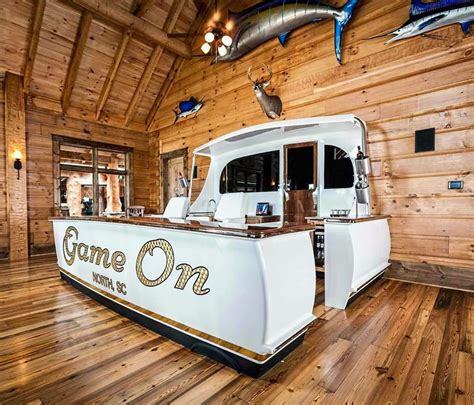 boat house bar project transom boat bar the hull truth boating and