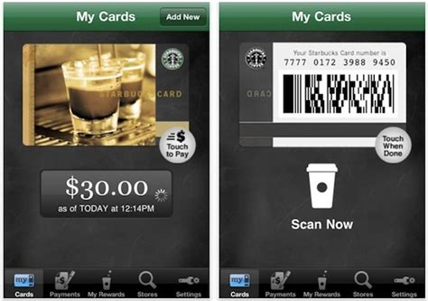 Buy Starbucks Gift Card With Paypal - buy starbucks coffee with iphone starbucks app