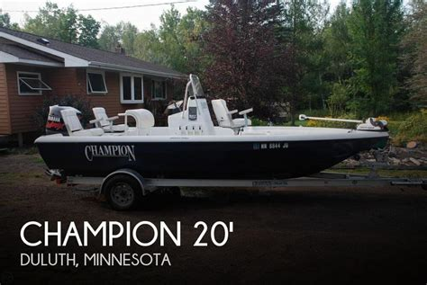 boat dealers duluth mn sold chion 2000 bay ch boat in duluth mn 086085