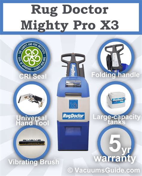 rug doctor manual rug doctor mighty pro x3