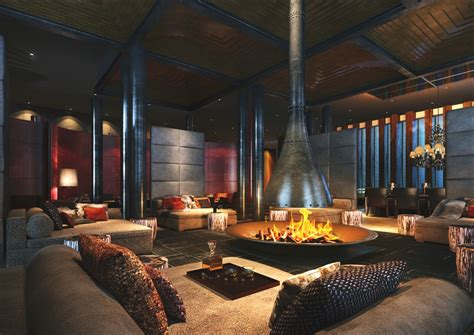 hotel with fireplace in room luxurious chedi andermatt hotel mock up room switzerland 171 adelto adelto