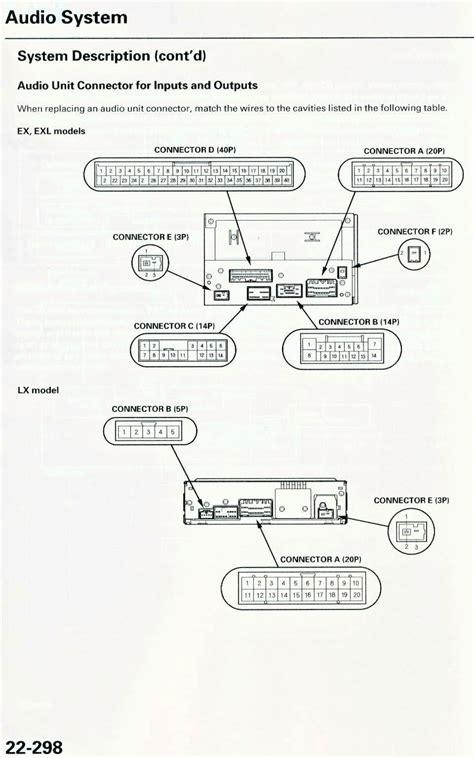 2007 honda osyssey factory stereo wiring diagram fasett info 2006 exl res add monitor to stock dvd system honda pilot honda pilot forums