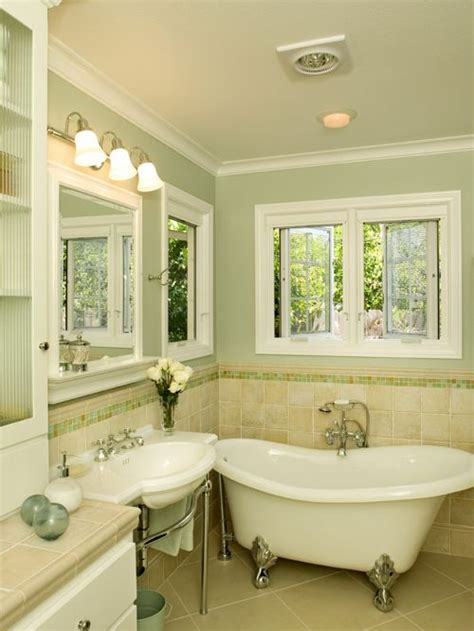 pictures of green bathrooms green bathroom houzz