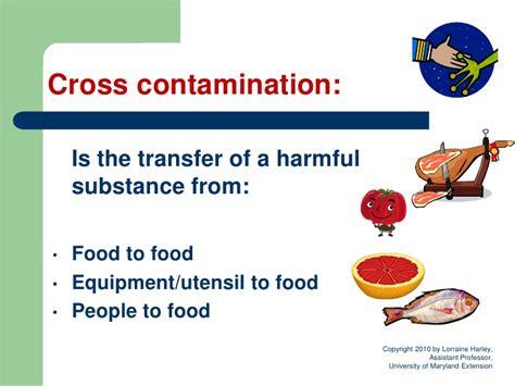 pics for gt cross contamination