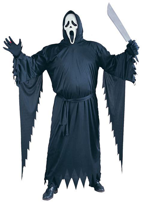 halloween scream themes plus size scream costume