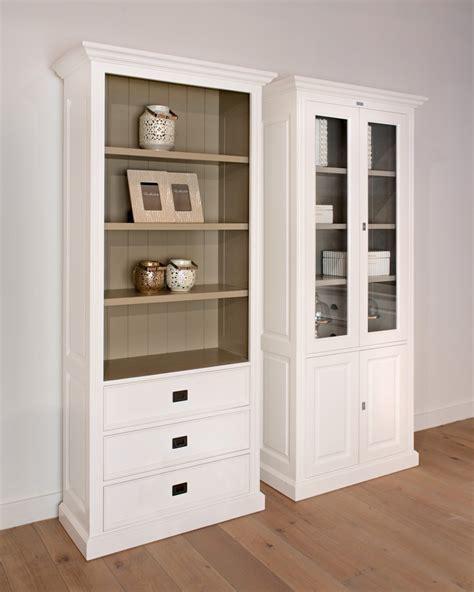 libreria legno bianco libreria legno bianco librerie provenzali shabby chic