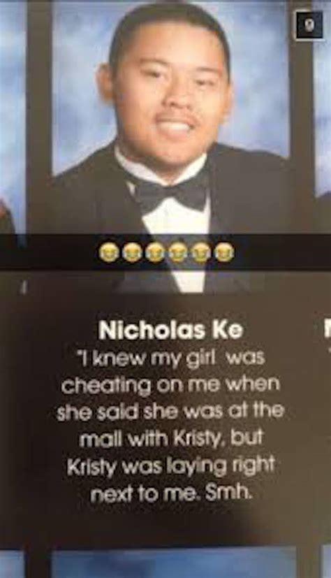 hilarious yearbook quotes barnorama