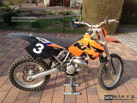 2003 Ktm 125 Sx Horsepower 2003 Ktm Sx 125