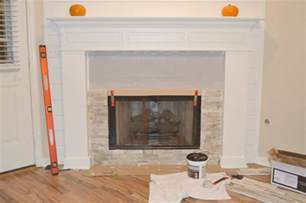 Adding A Fireplace Fireplace Makeover Stonework Brick House