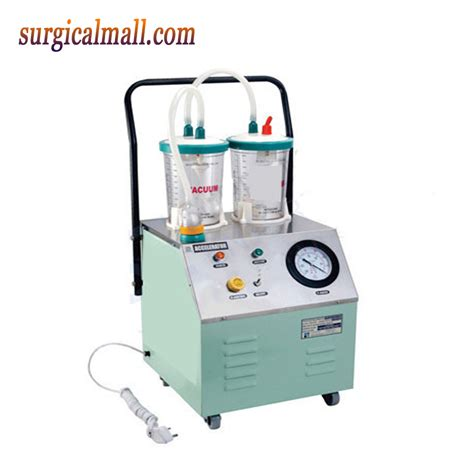 Vacum Mr P suction units and it s accessories high vaccum suction