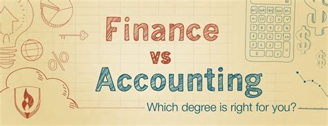 Finance Vs Accounting Mba by Finance Vs Accounting Which Degree Is Right For You