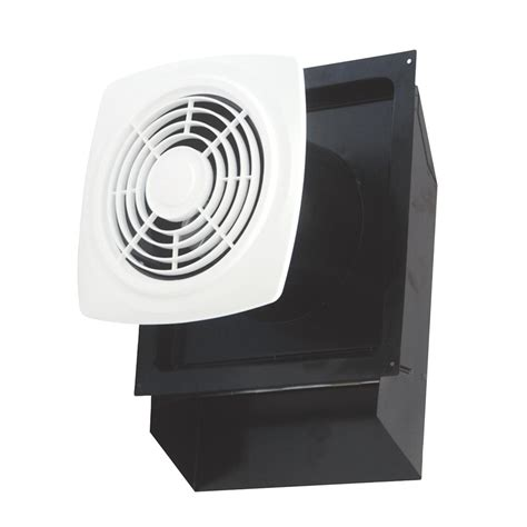 high cfm bathroom fan panasonic whisperwall 70 cfm wall exhaust bath fan energy