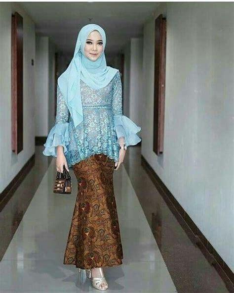 Dress Siska 201 pingl 233 par siska melati sukma sur inspirasi kebaya gaun