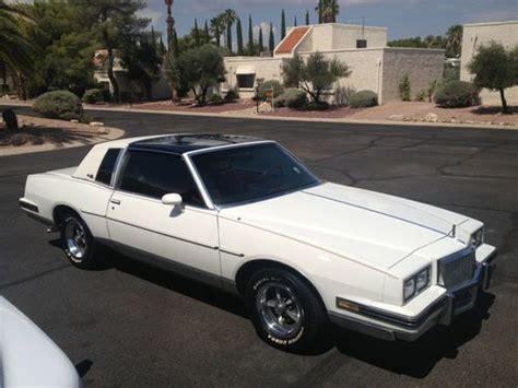 1982 pontiac grand prix for sale sell used 1982 pontiac grand prix brougham coupe 2 door 4