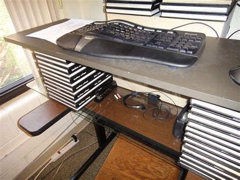 diy ergonomic desk diy standup desk stand up for ergonomics