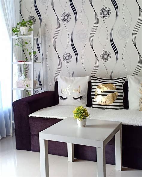 inspirasi rumah konsep hitam putih  bersih  tampil
