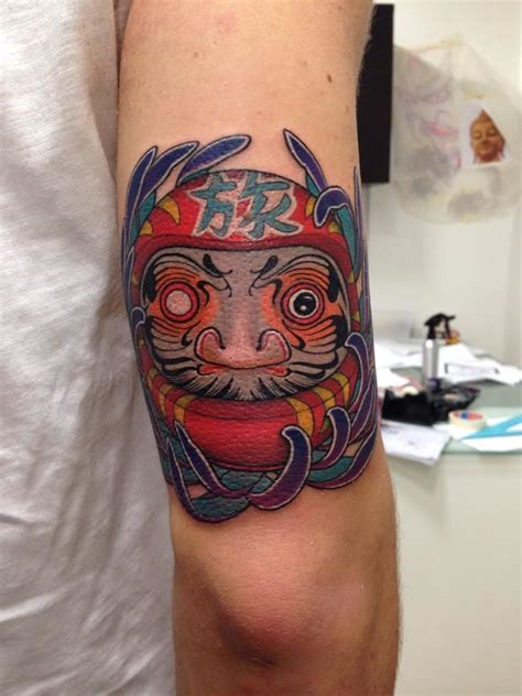 daruma doll tattoo daruma doll tattoos askideas