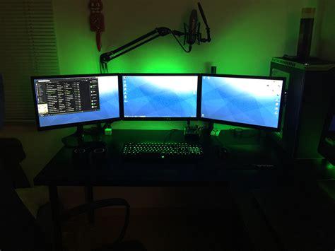 pc gaming setups computer pc gaming setup 2016 ruxgeek