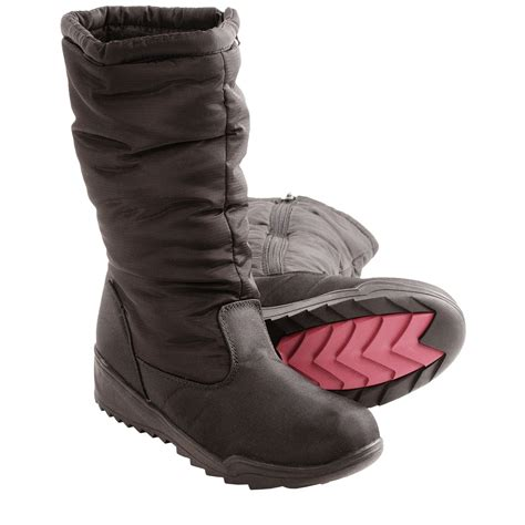 waterproof snow boots for kamik lyon2 snow boots waterproof insulated for