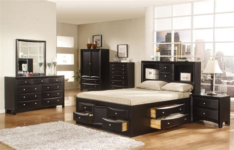 bedroom sets with drawers under bed http stores ebay com furnituremail dark finish wood