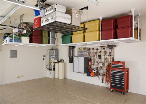 Store Garage by 4 Garage Shelving Ideas You Haven T Thought About