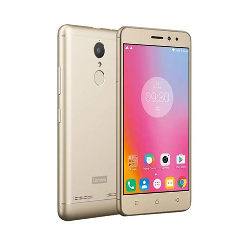 Lenovo Vibe K6 Power Smartphone Lenovo Vibe K6 Power 4g Gold Mytek