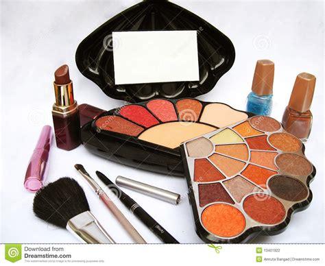 Make Up Kit Viva make up kit stock photo image of bright lipstick kajal