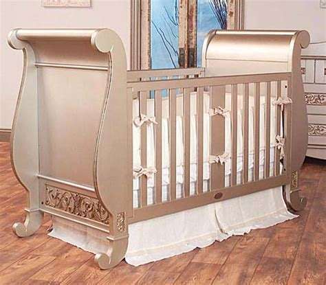 Design Crib by 20 Luxury Baby Cot Designs And Exquisite Nursery Rooms