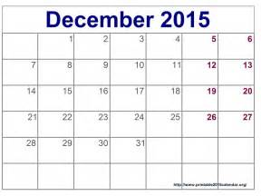 printable 2015 calendar templates printable december 2015 calendar with holidays calendar