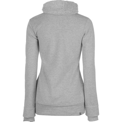 bench pullovers bench oated fleece pullover women s ebay