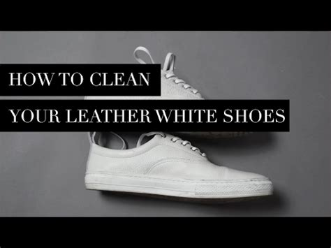 how to clean white shoes tips how to clean your white shoes