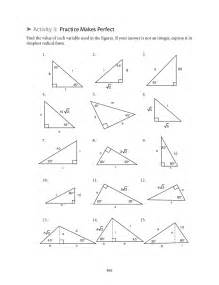 solving right triangles worksheet answers abitlikethis