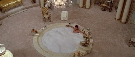 scarface bathtub request tony montana scarface mansion