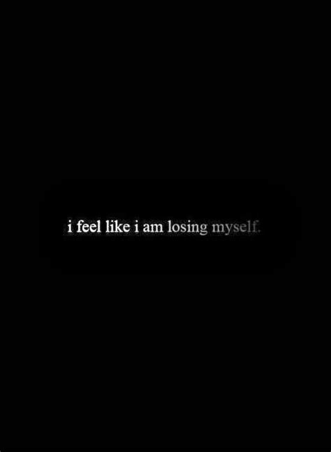 I Think Im In With Myself by Losing Yourself Quotes Sayings Losing Yourself Picture