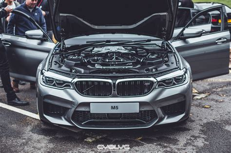 m5 f90 f90 bmw m5 in donington grey metallic looks stunning