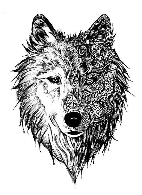 design is wolf 41 best maori wolf tattoo designs images on pinterest