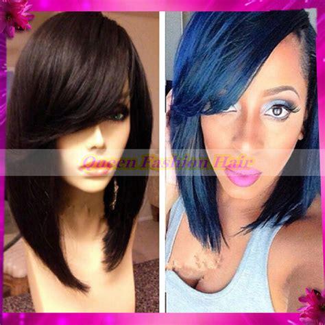 layer bob wigs for black women layered bob wigs black women short hairstyle 2013