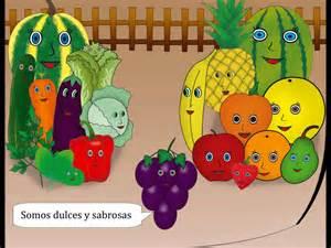 frutas y verduras para ni 241 os youtube