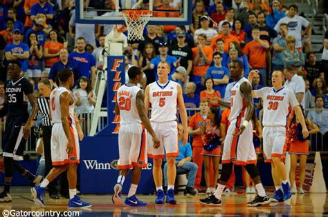Florida Gators Basketball Returns Home Florida Gators Basketball Gators Are Who They Are Until