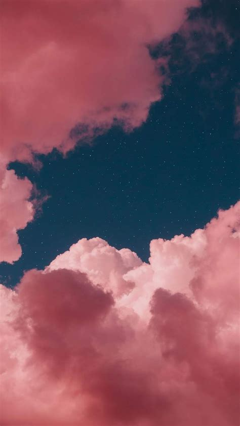 pink clouds pink clouds wallpaper pretty wallpapers