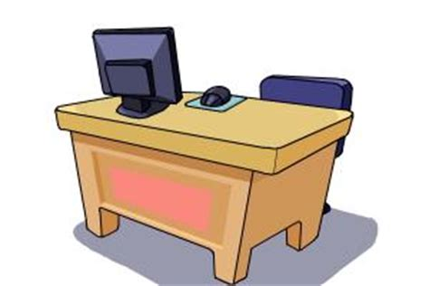 How To Draw A Desk by How To Draw A Desk Drawingnow