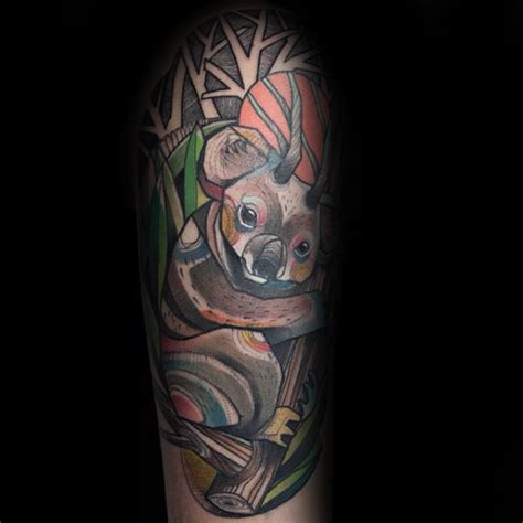 koala bear tattoo designs 30 koala designs for animal ink ideas