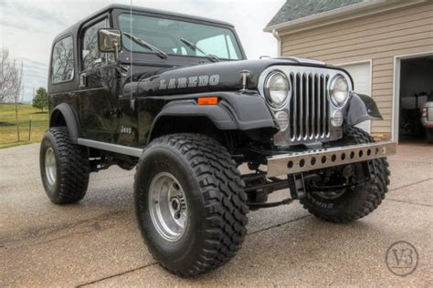 1982 Jeep Wrangler 1982 Jeep Cj Information And Photos Momentcar