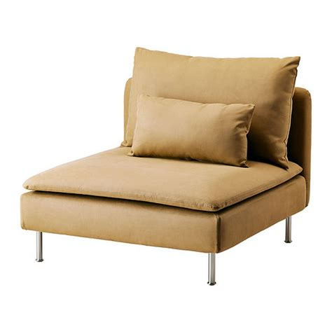 ikea soderhamn chaise ikea soderhamn one seat section slipcover 1 chair cover