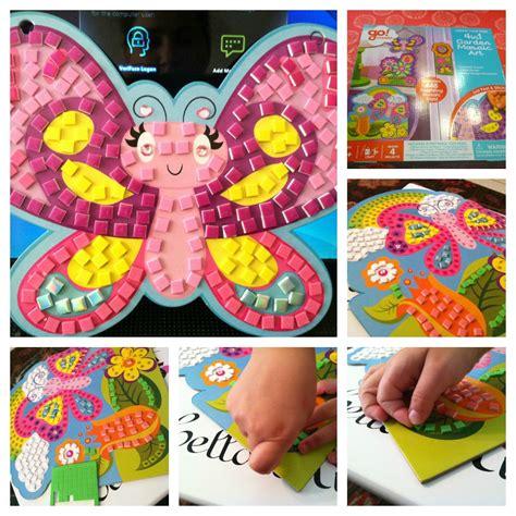 Stiker Mosaics Stiker Tempel a craft a day sticker mosaics