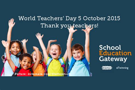 theme for education week 2015 jamaica celebrate the world teachers day with school education