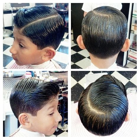 Comb Hairstyle For Boys by Boy Hairstyles 81 Trendy And Toddler Boy